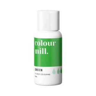 colour mill kleurstof groen
