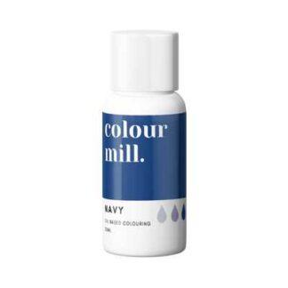 colour mill kleurstof marineblauw