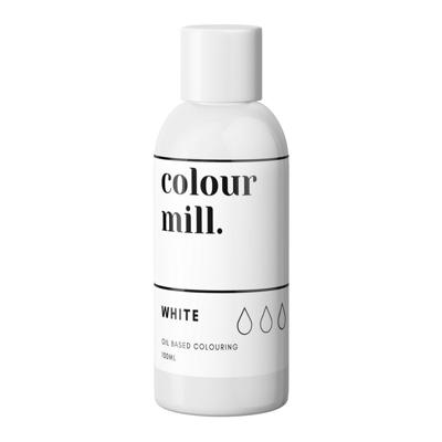 colour mill kleurstof wit 100ml